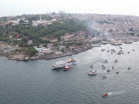 flotilla por la libertad de Gaza