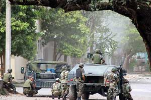 Guerra contra el narcotráfico, Fuerza del Estado de Michoacán