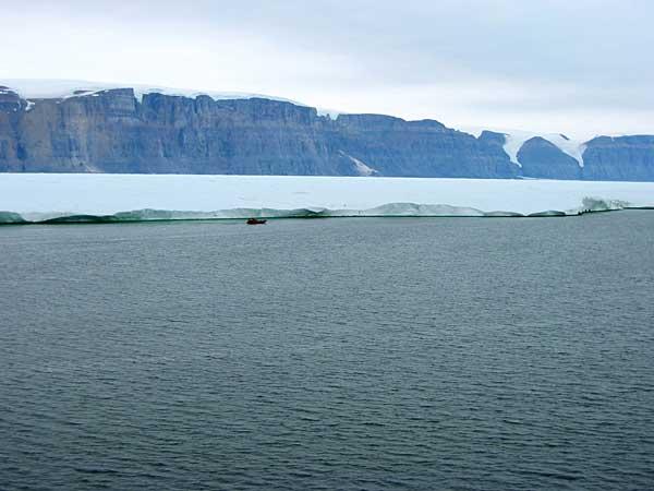 glaciar Petterman