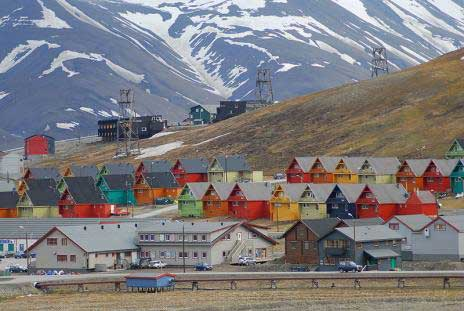 Longyearbyen, Svalbard, Noruega