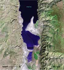 Mar Muerto, 1978