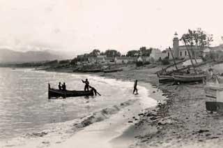 Marbella, Málaga antes