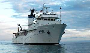 buque oceanográfico Mcarthur II