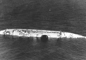 naufragio del Andrea Doria