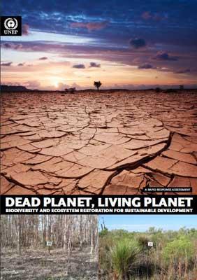 informe planeta muerto planeta vivo