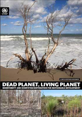 planeta muerto, planeta vivo
