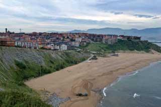 Playa de Algorta, Vizcaya hoy