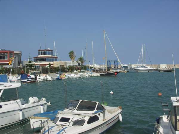 puerto deportivo y Marina de Benicarló
