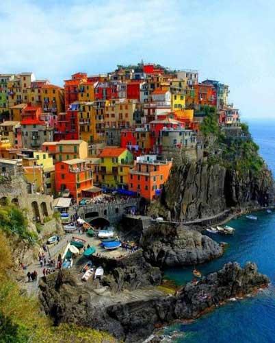 Riomaggiore,  Liguria (Italia)
