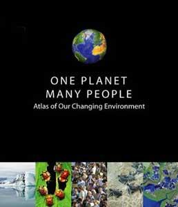 un planeta mucha gente UNEP
