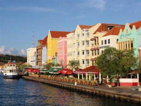 Willemstad, Curazao, Antillas Holandesas