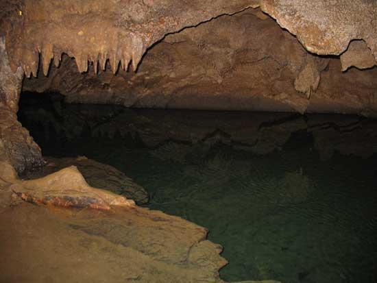 acuífero subterráneo en Brasil