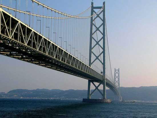 puente akashi-kaikyo, kobe