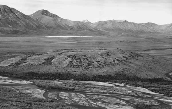 Alaska, rio Nimiuktuk