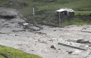 aluvión Carhuaz
