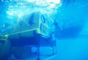estación submarina Aquarius