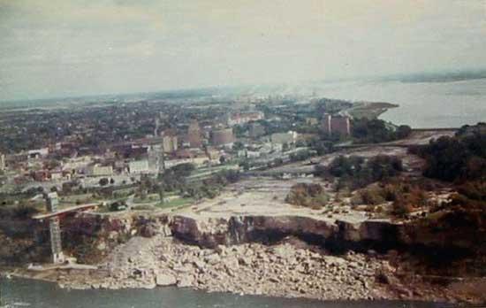 cataratas Niágara, 1969