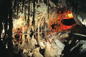 cueva subterránea, Brasil