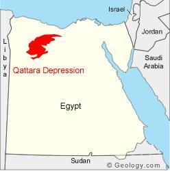 depresión de Qattara
