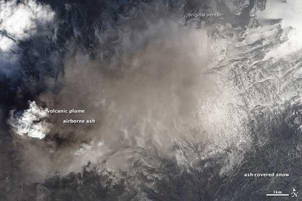 volcán Eyjafjallajökull, 24-04-2010