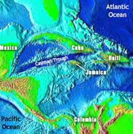 fosa marina de Cayman