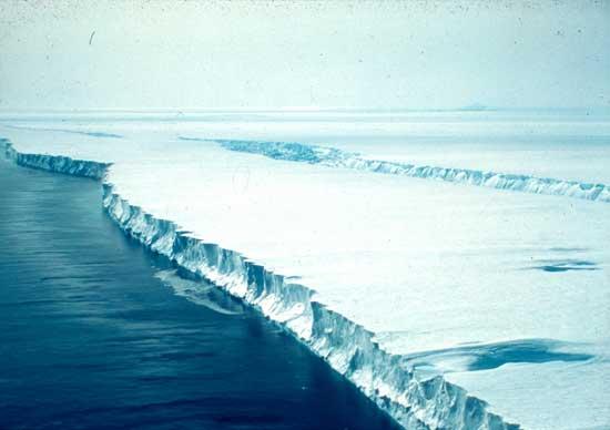 glaciar de Pine Island