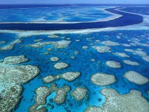 gran barrera de coral marine park Queensland
