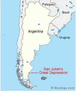 Gran Depresión de San Julián
