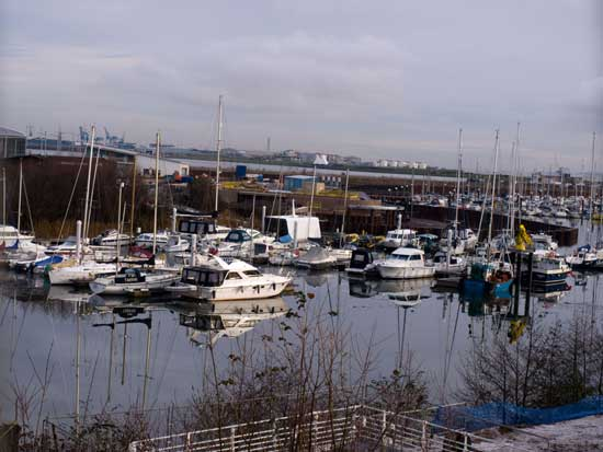 h2office, en un puerto