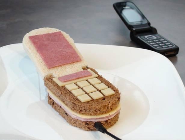 móvil sándwich