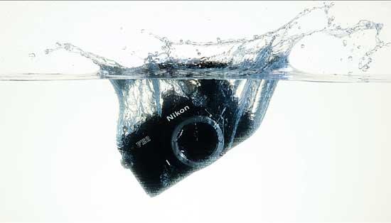 Nikon splash