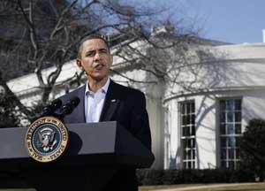 Obama declaraciones terremoto Chile