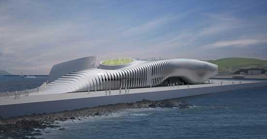 Pabellón One Ocean,  Expo 2012 Yeosu, Corea