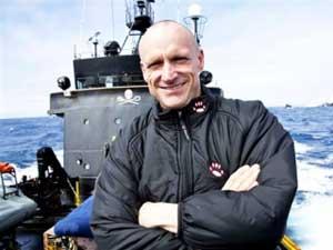 Pete Bethune, Sea Shepherd