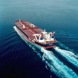 petrolero en alta mar
