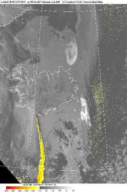 Polar orbiter imagery