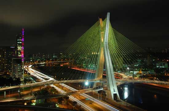 puente estaiada octavio frias