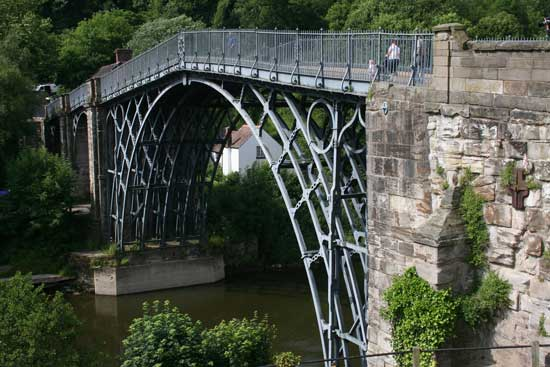 puente de hierro de Coalbrookdale