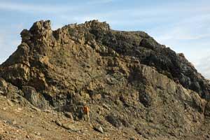 rocas Canadá evidencia de glaciación