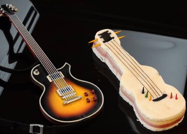 sándwich guitarra