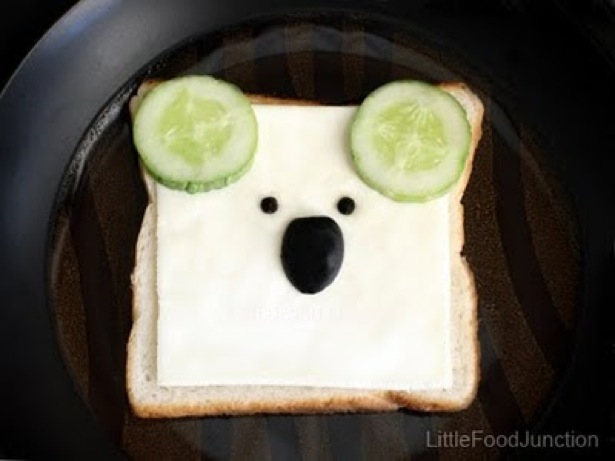 sándwich koala