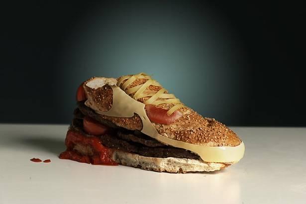 sándwich Nike Airmax