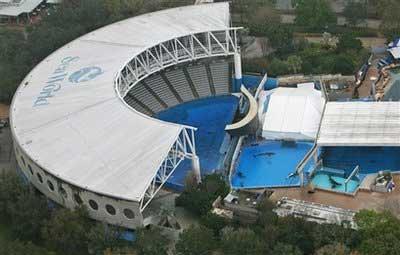 SeaWorld Park, Orlando, estadio