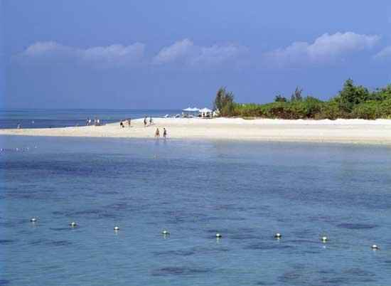turismo en la Gran Barrera de Coral, Queensland