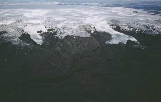 volcán Katla