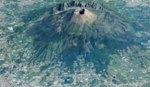 volcán submarino Marsili, Italia