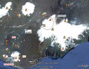 volcanes peligrosos de Islandia