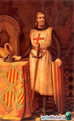 Jaime I (litografia)