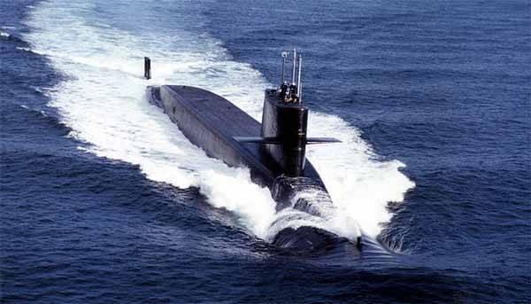 submarino Le Triomphant