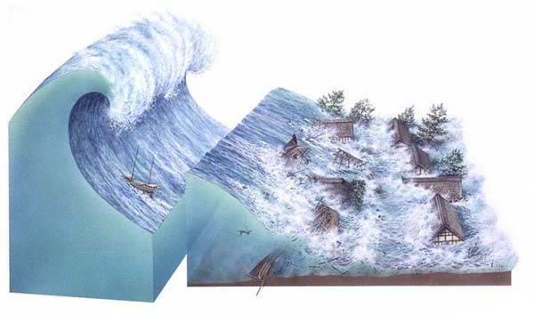 maremo o tsunami
